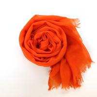 kashmir Loom  Cloud Matty    Orange  100×200 (B品)