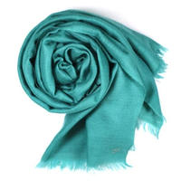Kashmir Loom −Solid (単色) Green Blue系