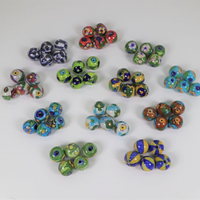 Beads/5個セット・大(花) BP19-70