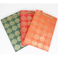 紙袋(ツリー・小)   PB19-001 通常価格¥550(税込)を特別価格で!