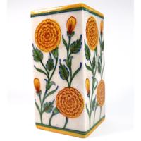 花瓶-スクエア(Marigold)BP19-81
