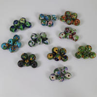 Beads/5個セット・小(花) BP19-72