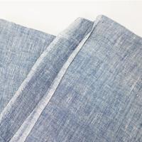 3H生地(Kala Cotton カラコットン 手織り生地 /Blue)★1m単位切売り 1mあたり¥1,980(税込)幅約100㎝、在庫残り3m Fab-19-002