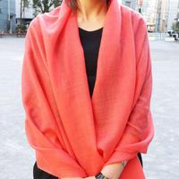Kashmir Loom −Solid (単色) Red系