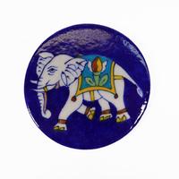 コースター(Blue Elephant-A)BP19-61