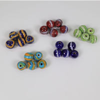 Beads/5個セット・小(ストライプ) BP19-72