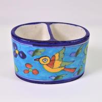 ペン立て /  トゥースブラシ立て (Blue Bird)BP19-78