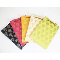 紙袋(フラワー・小)   PB19-002 通常価格¥550(税込)を特別価格で!