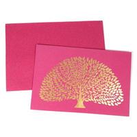 カードセット(ビッグツリー・Pink)   CA-19-009