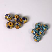Beads/5個セット・小(幾何学③) BP19-72