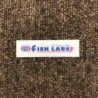 FISHLABO オリジナルステッカー Sサイズ