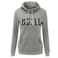 【予約商品】CHILL Hoodie 4Color