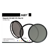 Magnetic MRC Slim CPLフィルター Kit 77mm