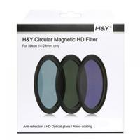 Magnetic MRC CPLフィルター Kit 112mm for NIKKOR Z 14-24mm f/2.8 S