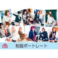 【予備分追加販売】東京女子プロレス 制服ポートレート