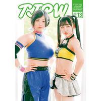 東京女子プロレスパンフレット vol.13
