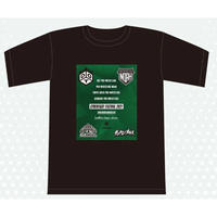 【受注商品】4団体合同大会記念Tシャツ