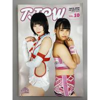 東京女子プロレスパンフレットvol.10