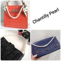 chantilly pearl パールチェーン