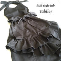 kiki style lab tablier