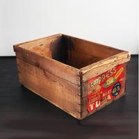 no699   ツナ缶の古い木箱