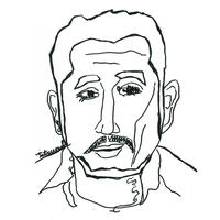 【花堂達之助】[10月18日券]花堂達之助の似顔絵講座