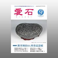 【石フェス!】月刊愛石  2020年9月号10月号set