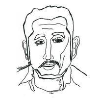 【花堂達之助】[10月17日券]花堂達之助の似顔絵講座