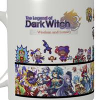 魔神少女エピソード3 -勇者と愚者- オリジナルマグカップ