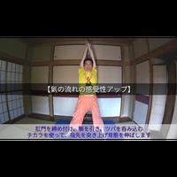 【TPPK体操その⑥】氣の流れの感受性アップ