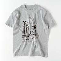 SATSUMA 郷中教育 Tシャツ(ホワイト・グレー・ブラック XS/S/M/L/XL/XXL)