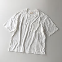 LOOP WHEEL T-SHIRT POCKET