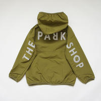 Packable Bike Jacket (khaki) / THE PARK SHOP
