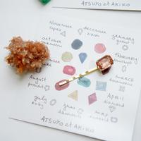 Rhine Stone Hair Pin / ATSUYO et AKIKO