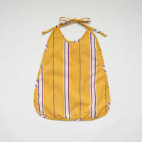 Meals Bib (yellow stripe) / Christina Rohde