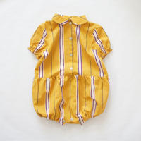 Baby Romper (yellow stripe) / Christina Rohde