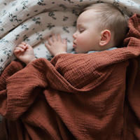 Muslin Swaddle Blanket  / garbo & friends