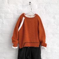 LORONI sweater (tawny) / ANJA SCHWERBROCK