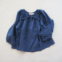 FELINA blouse (blue) / treehouse