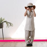 Stripe Linen Pants / MOUN TEN.
