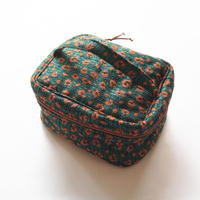 Toilet Bag (glitter leopard) / Christina Rohde