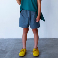 Short Pants (gray) / folkmade