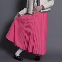 thomas magpie long pleated skirt(2193602)【受付終了:9月お届け】