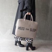 【受付終了】RESONATES need more sleep grey