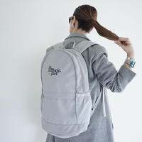 backpack  in put and out put