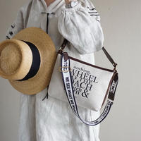 【完売】cross body kinari logotip