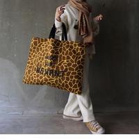 【オンラインストア限定】special large crosscarry logotip giraffe