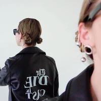 【受付終了】thomas magpie rider's  jacket logo(2203503)