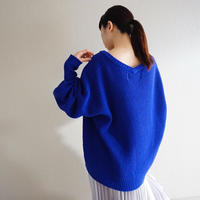 予約終了【先行予約】thomas magpie v neck knit (2193710)