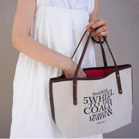 holiday tote S kinari logotip